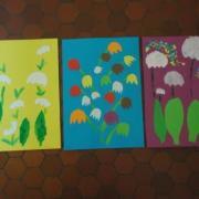 Le dimanche 12 mai 2013 dessins pour la Fête du Muguet