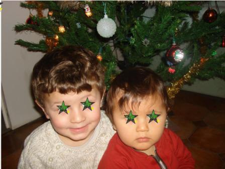 Maël et Thomas