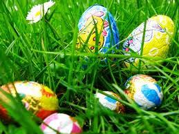 Le 11 avril 2014, nous allons ramasser les oeufs de pâques !